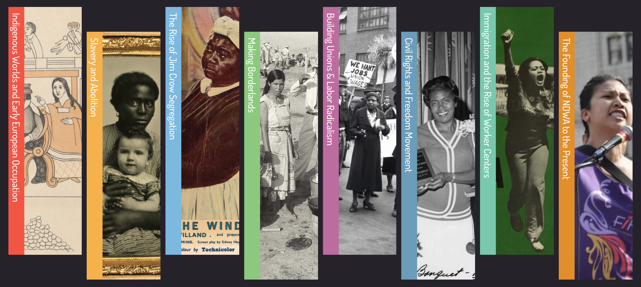 A History of Domestic Work and Worker Organizing